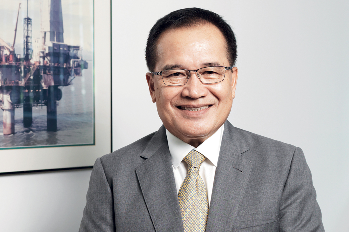 Chris Poheng, CEO of Thunder Cranes