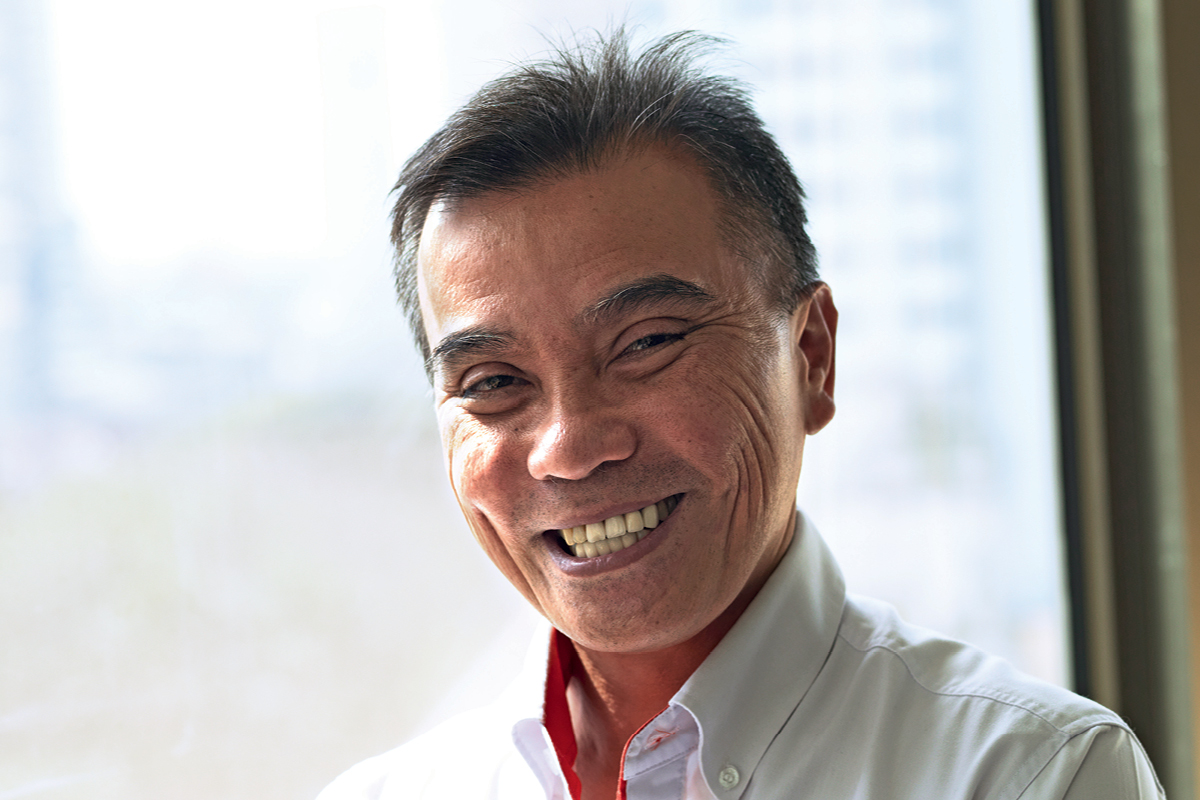 Mohamad Zuki Wan Abdullah, CEO of FGV Transport Services Sdn Bhd