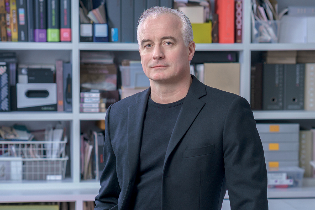 Paul Collins, Managing Director of HOK Asia Pacific