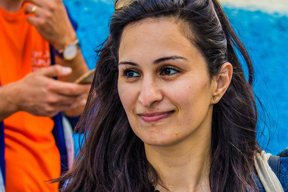 Inspirational women: Shatha Safi