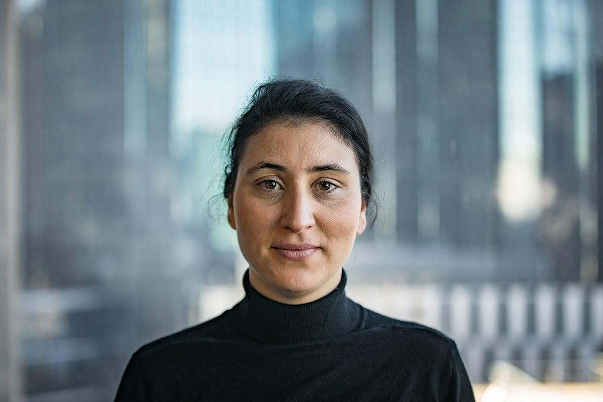 Inspirational women: Zina Bencheikh