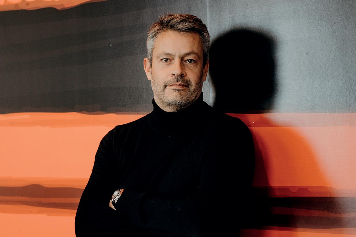 Didier Ongena, Managing Director of Microsoft BeLux