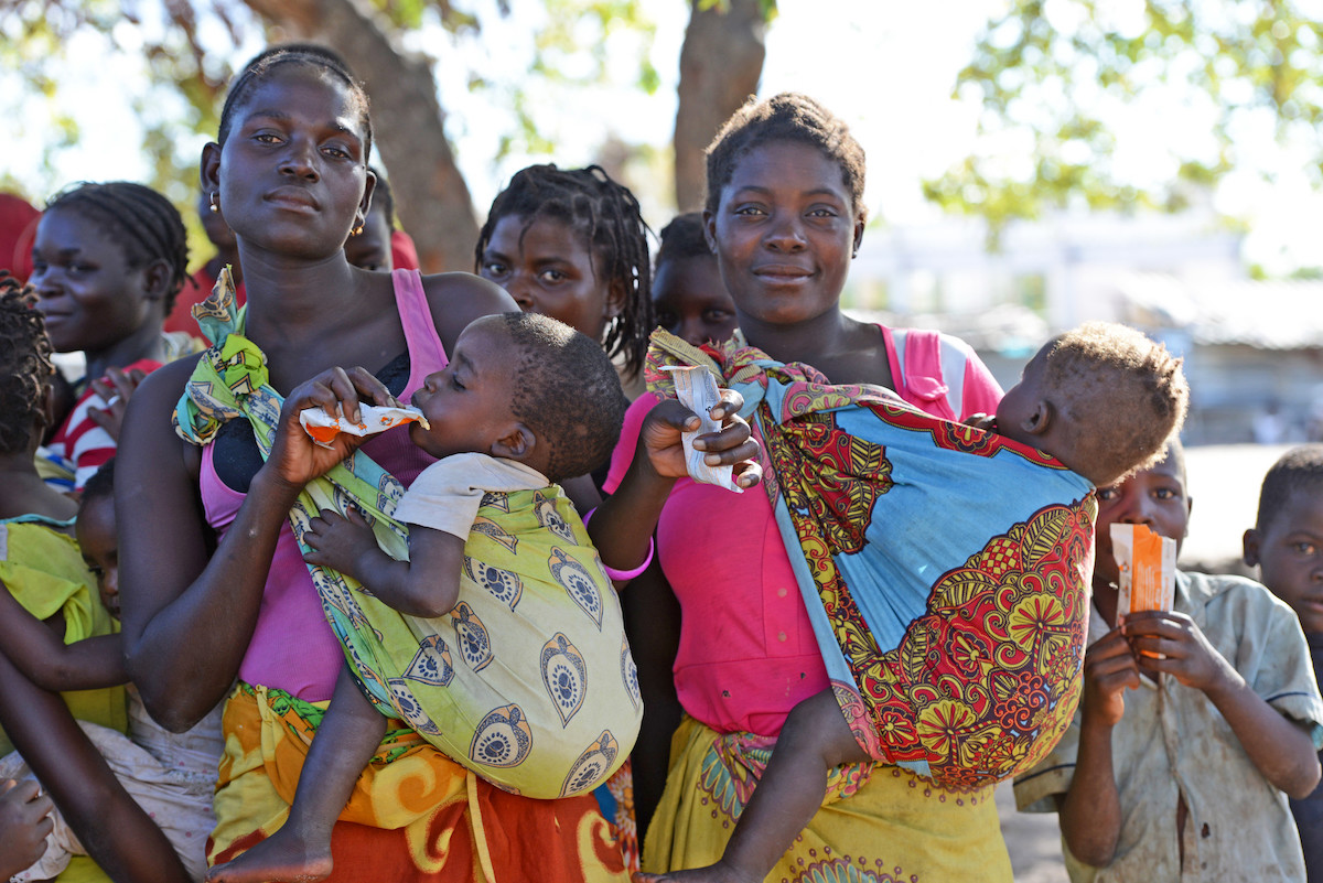 Mozambique mothers