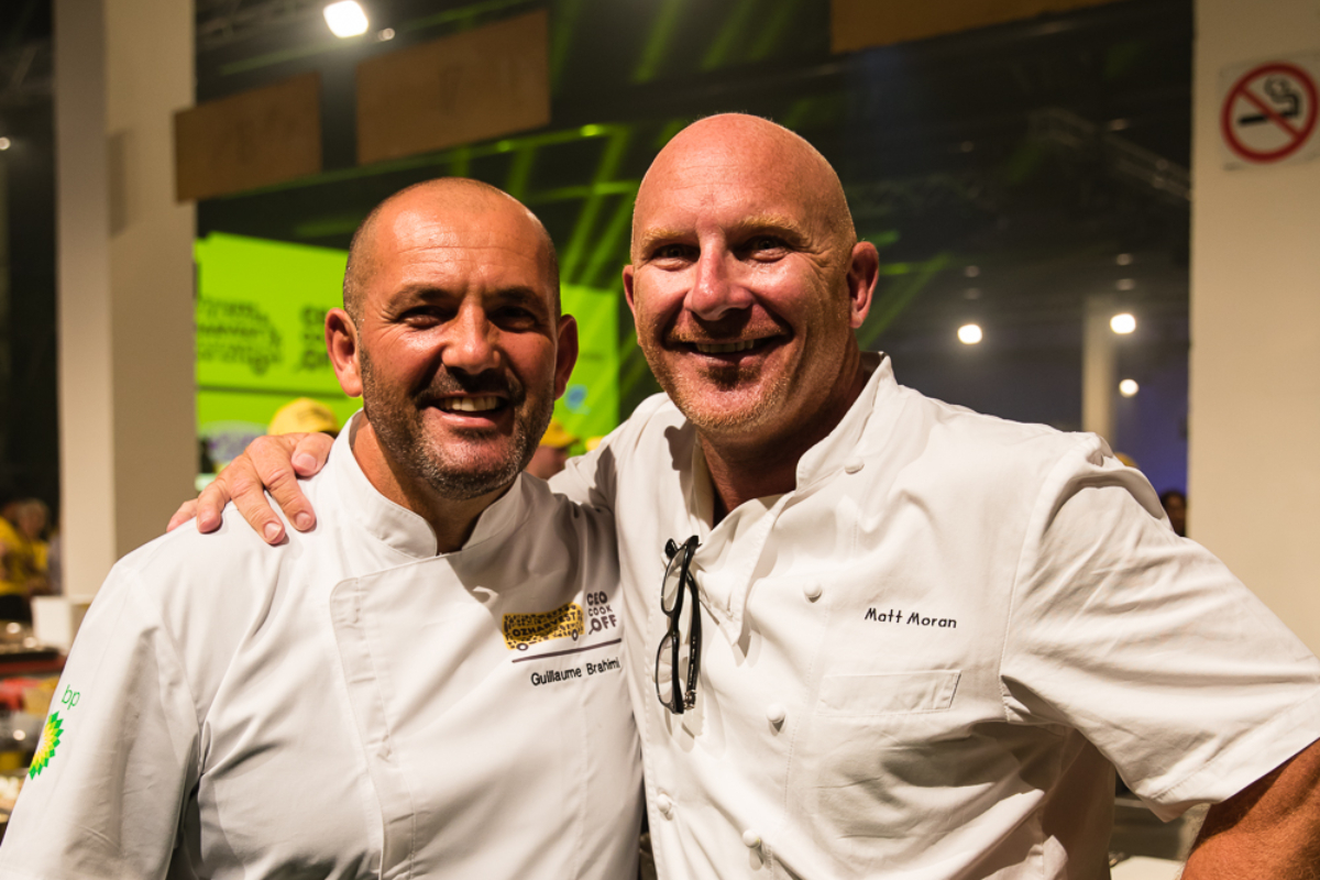 OzHarvest CEO CookOff