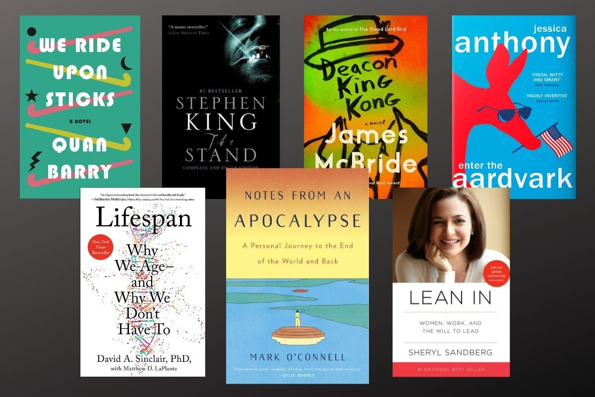 Books to read in self isolation