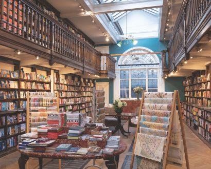 James Daunt is saving bookshops