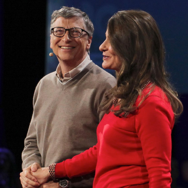 Bill & Melinda Gates billionaires