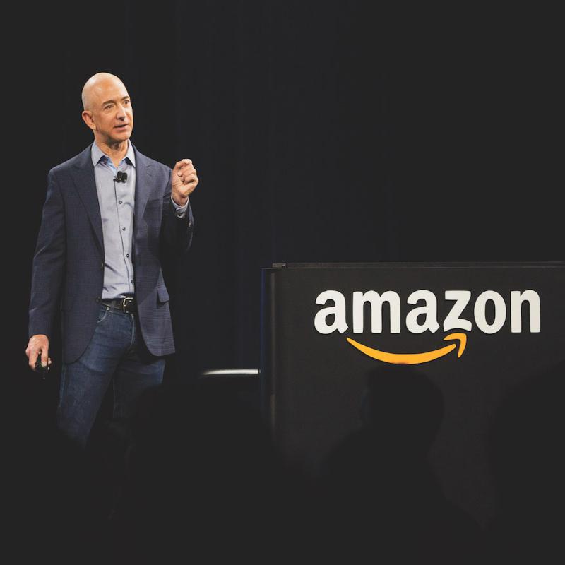 Jeff Bezos billionaires