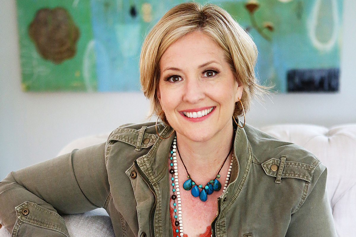 Brené Brown coping with anxiety