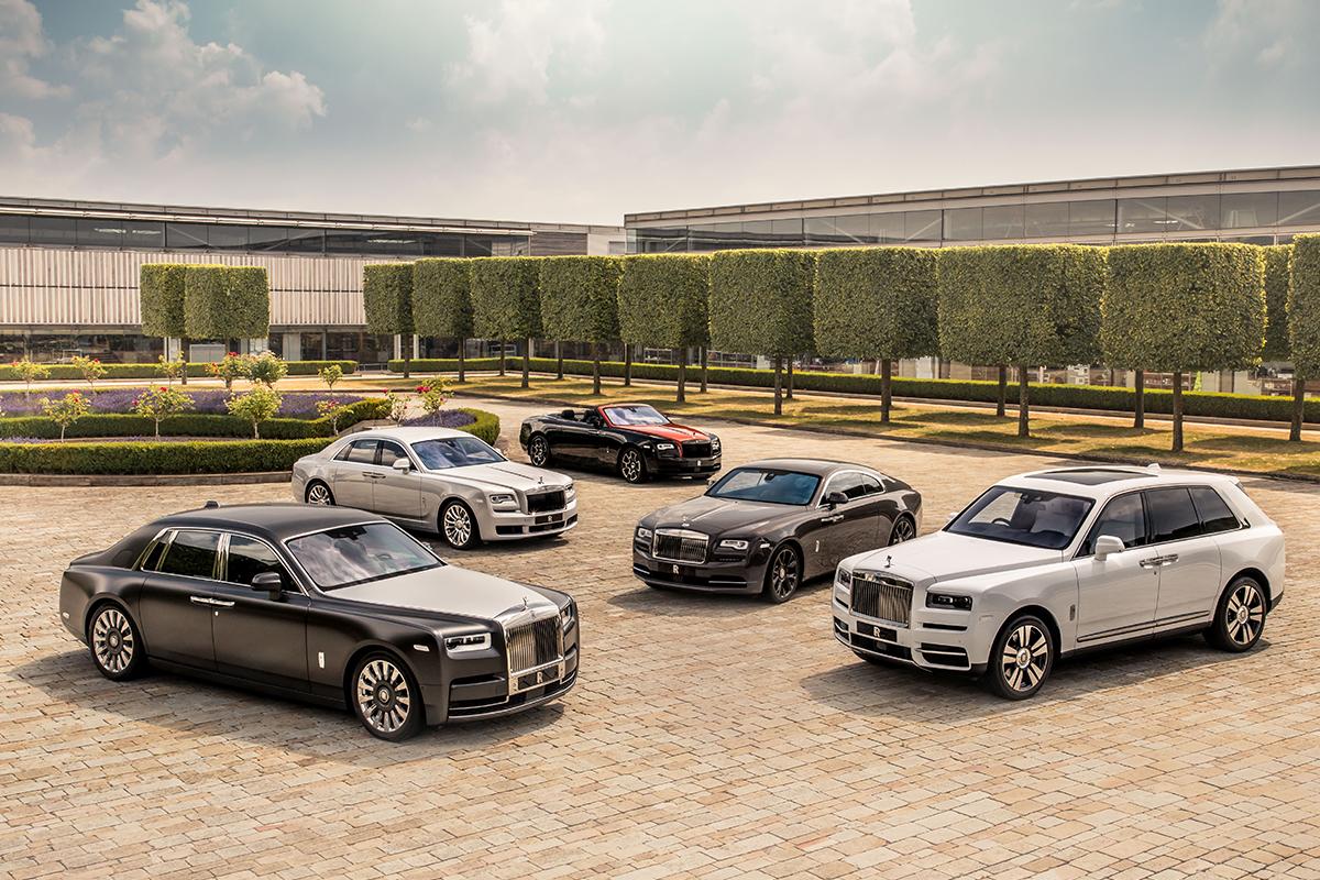 History of Rolls-Royce