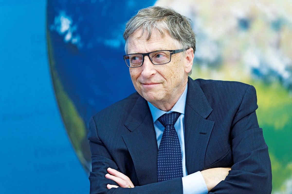 Bill Gates, coronavirus COVID-19 war