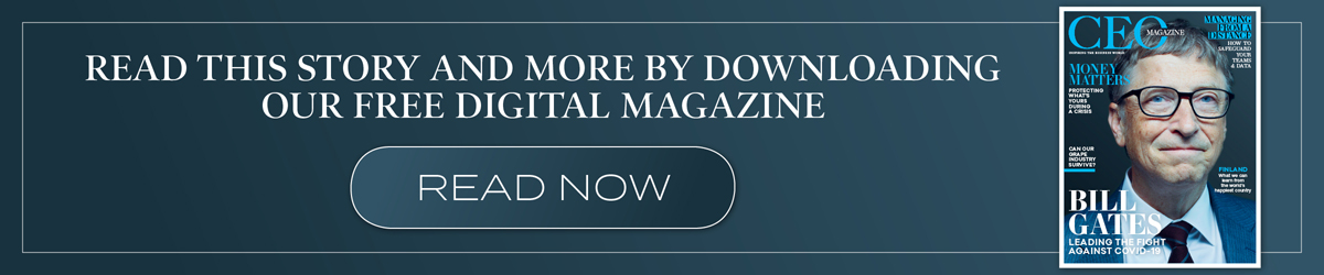 Download the Free Digital Issue of The CEO Magazine ANZ June 2020