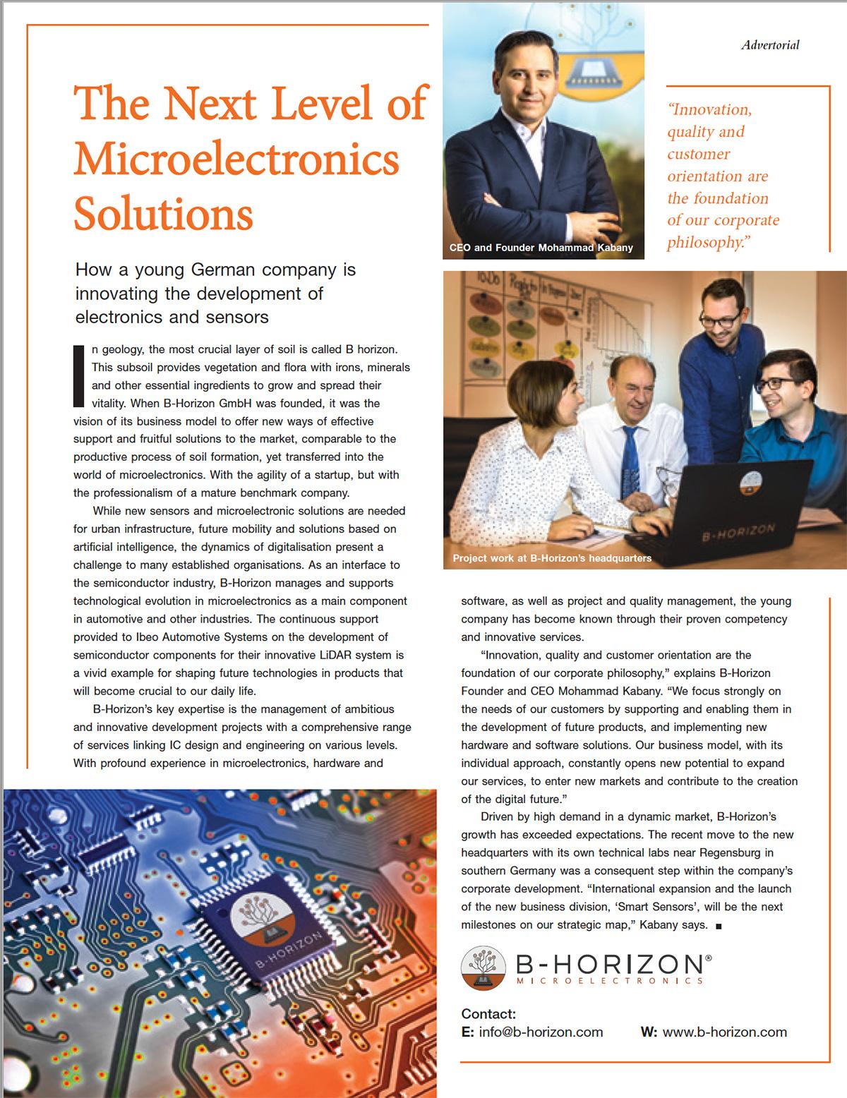 B-Horizon MicroElectronics