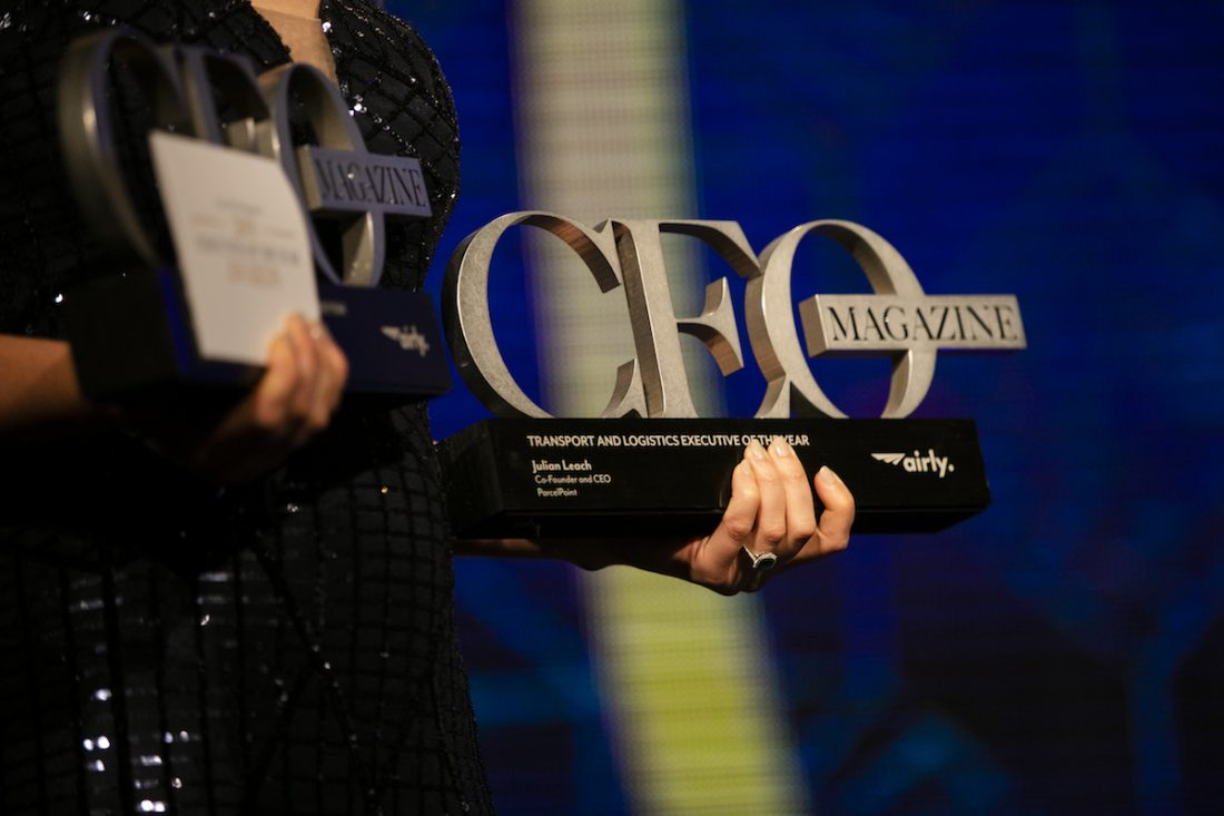 2020 virtual Executive of the Year Awards