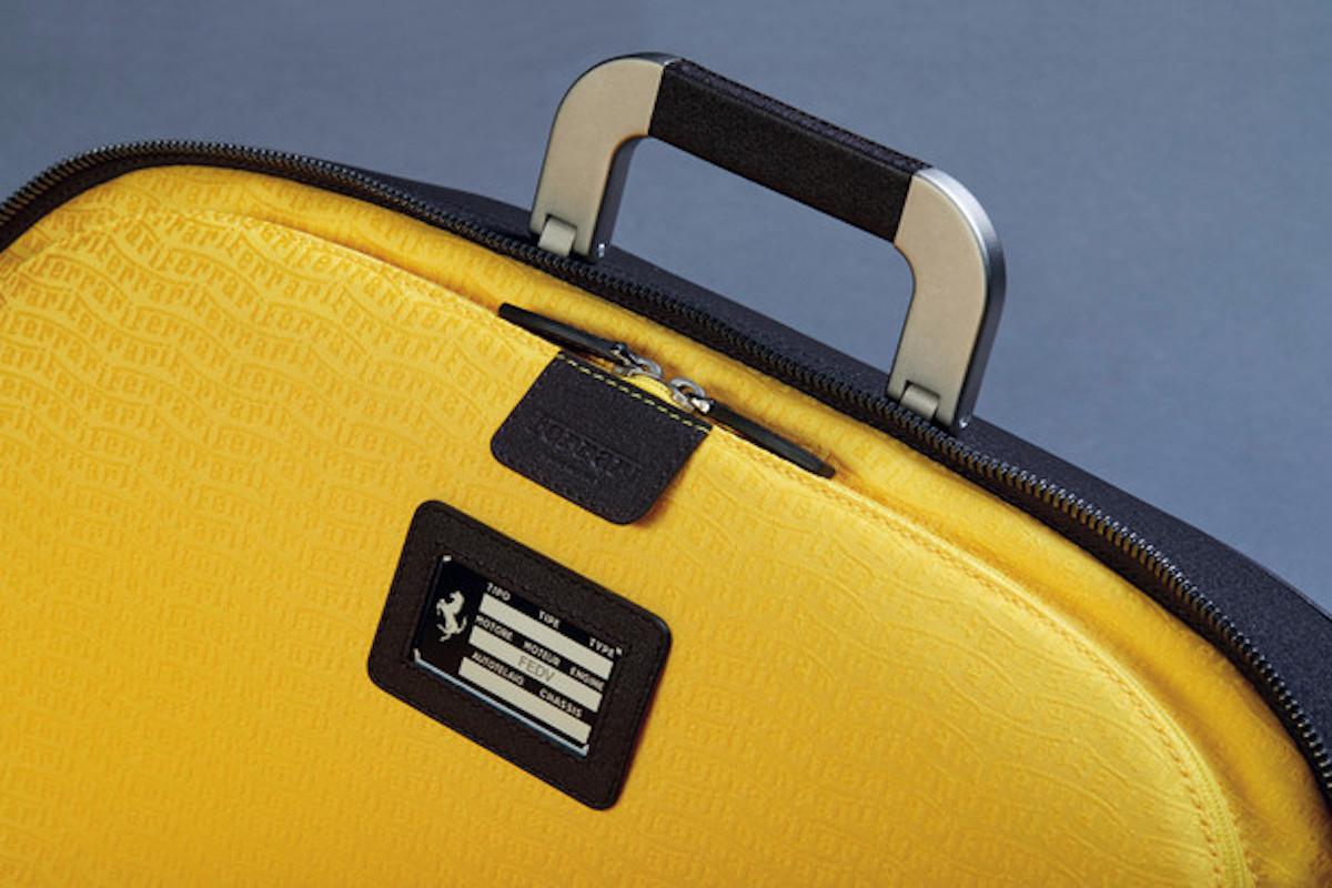 Ferrari luggage collection