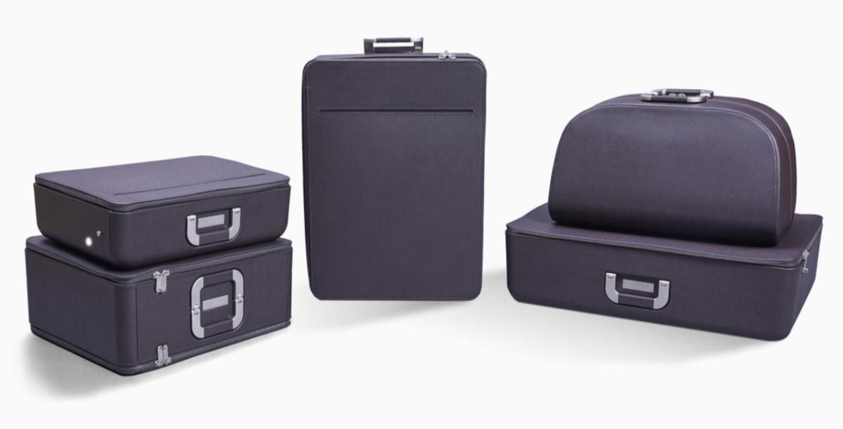 Ferrari luggage