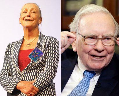 Richest people in 2020 - Alice Walton Warren Buffett