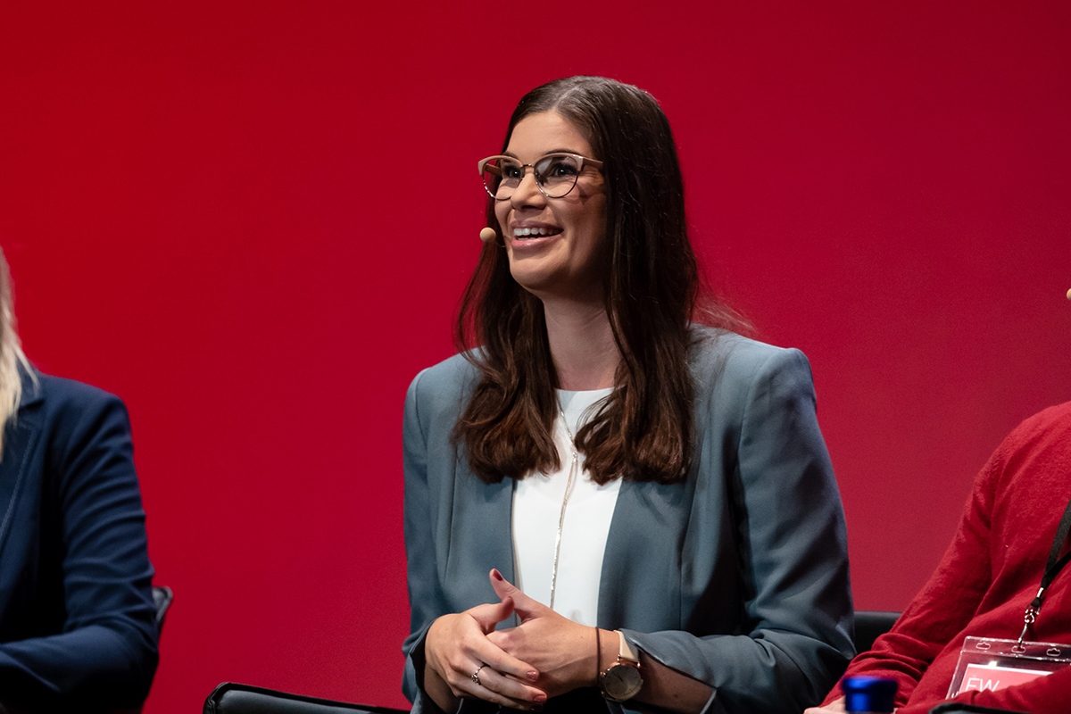 Amy Smith reveals jobs of the future
