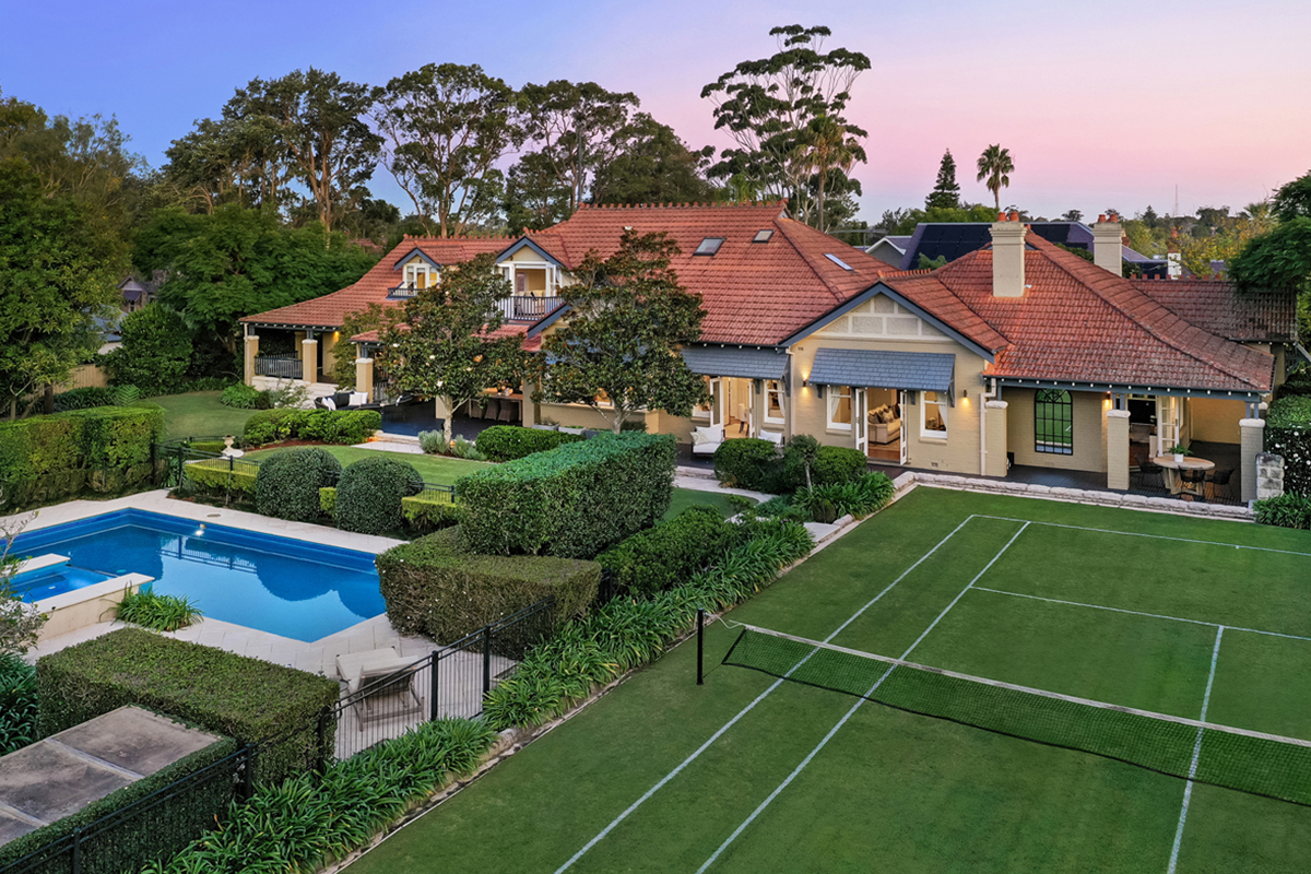 Lindfield Knight Frank property
