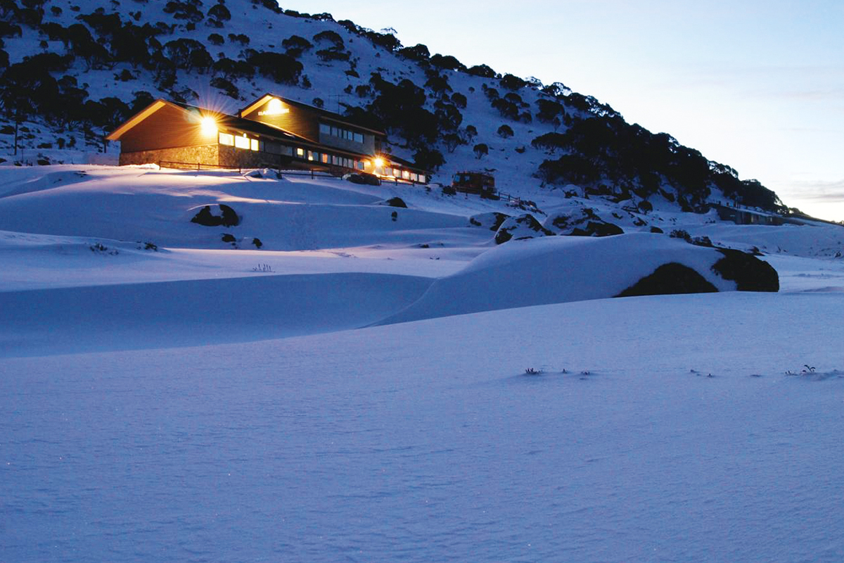 Luxury snow Australia