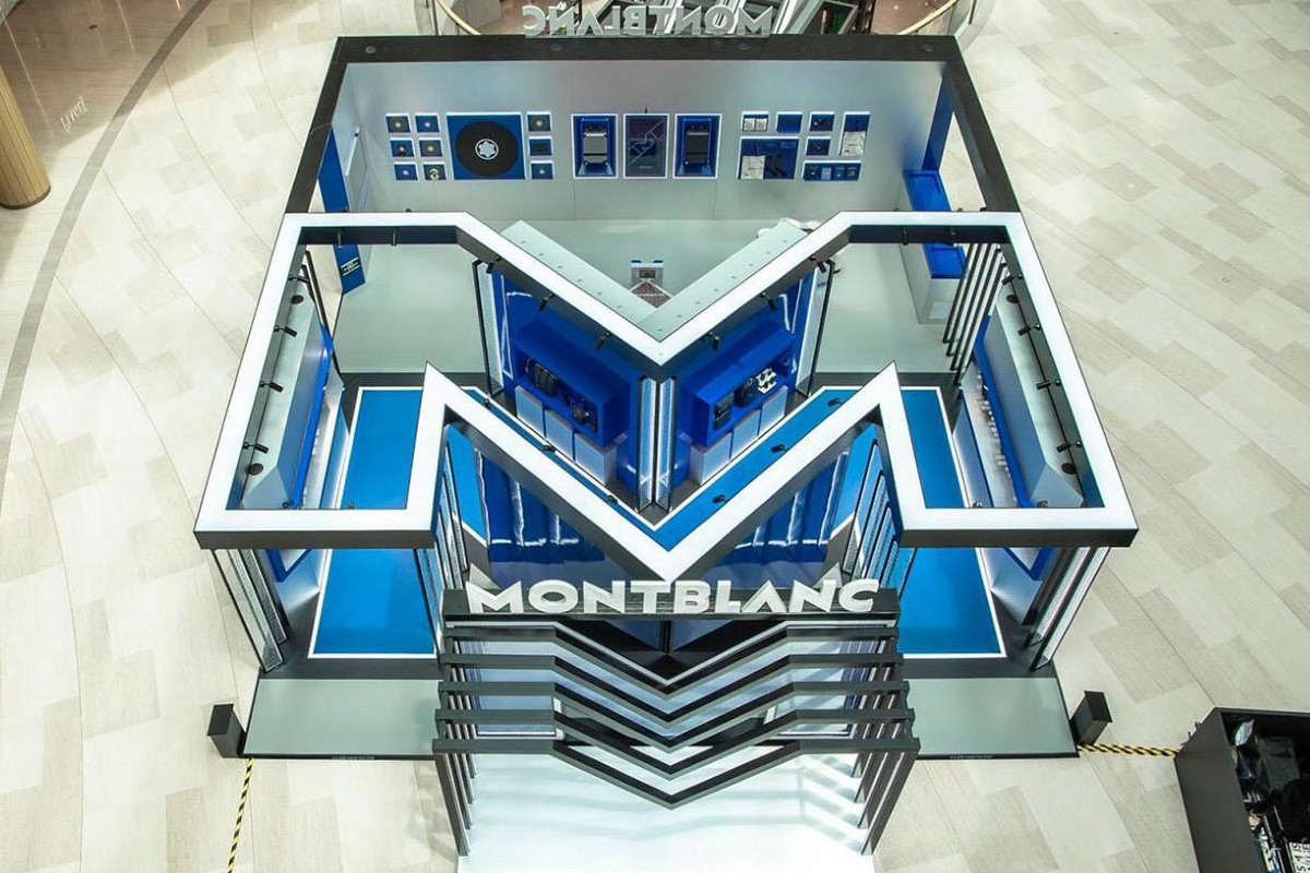 Luxury brands opening in Japan or China - Montblanc