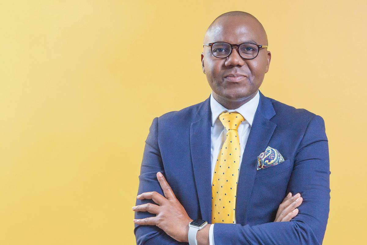 Lance Shingai Mambondiani, CEO of BancABC Zimbabwe