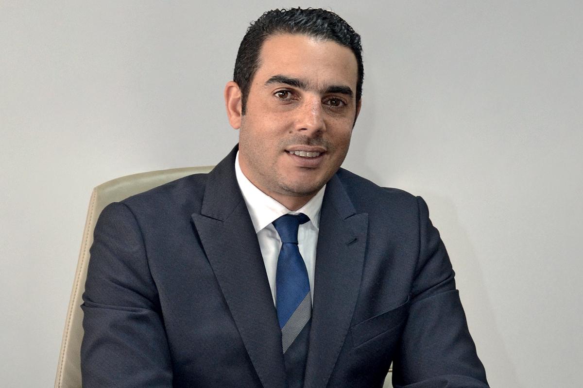 Mehdi Lamrani Karim, CEO of Marotrans