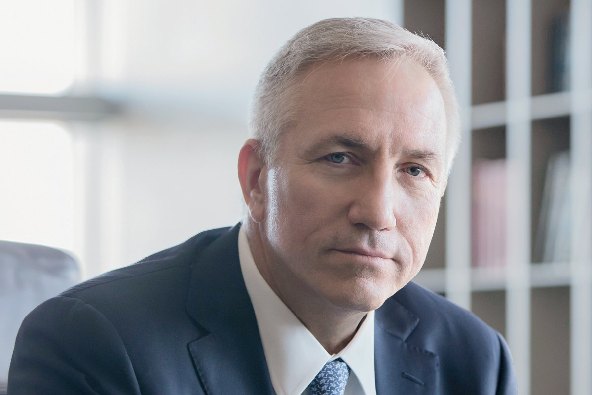 Michael Tsamaz, Chair and CEO of OTE Group