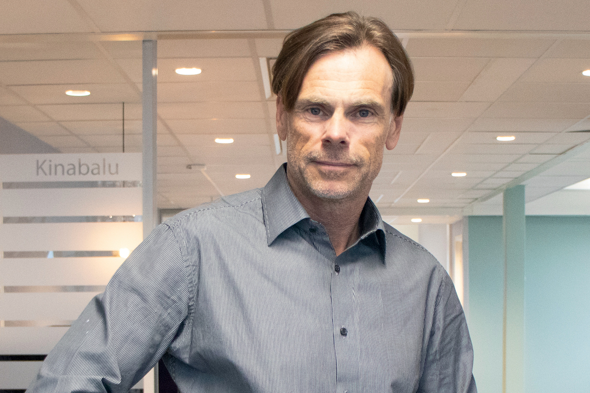 Rune Syversen, Co-Founder and CEO of Crayon Group