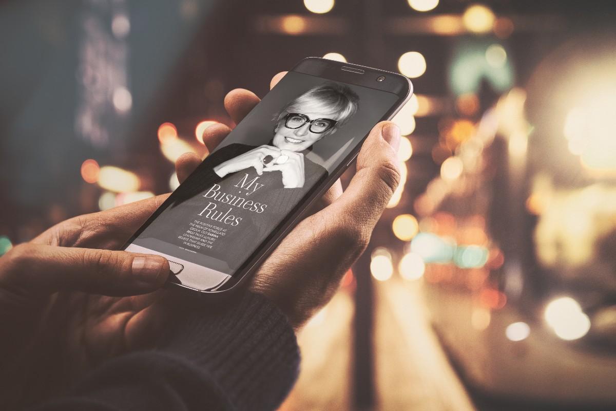 The CEO Magazine app launch