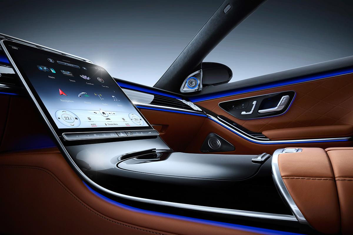2021 Mercedes-Benz-S-Class