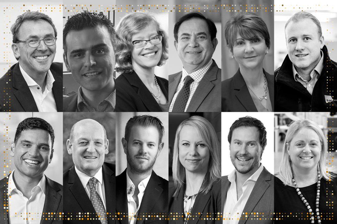 2020 Executive of the Year Awards CEO finalists