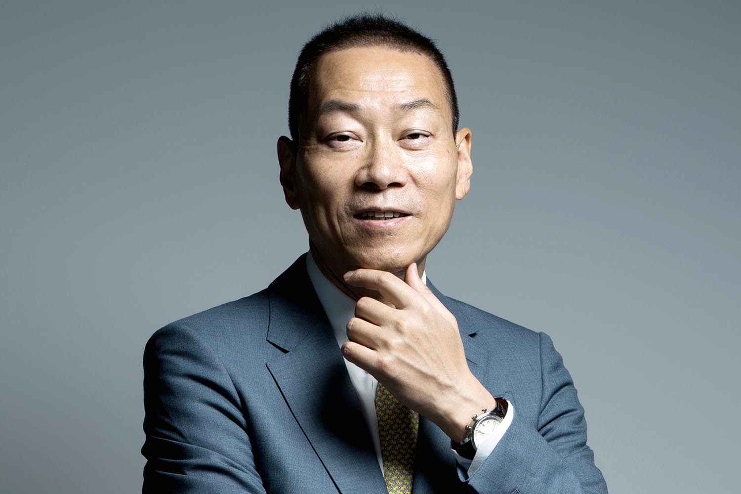 Andy Ho, President of Philips Greater China