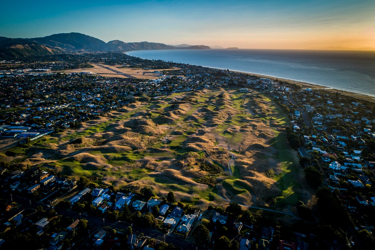 Best golf courses New Zealand