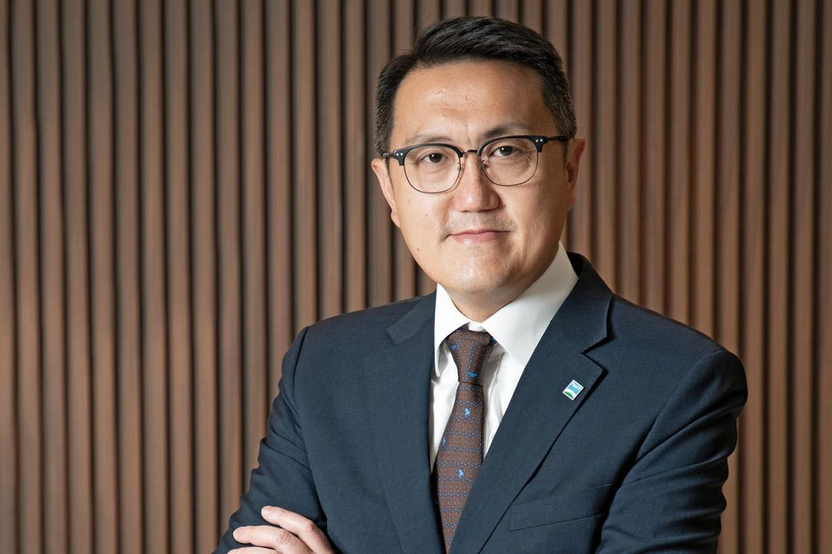 James Lee, CEO and Executive Director of Paul Y. Engineering