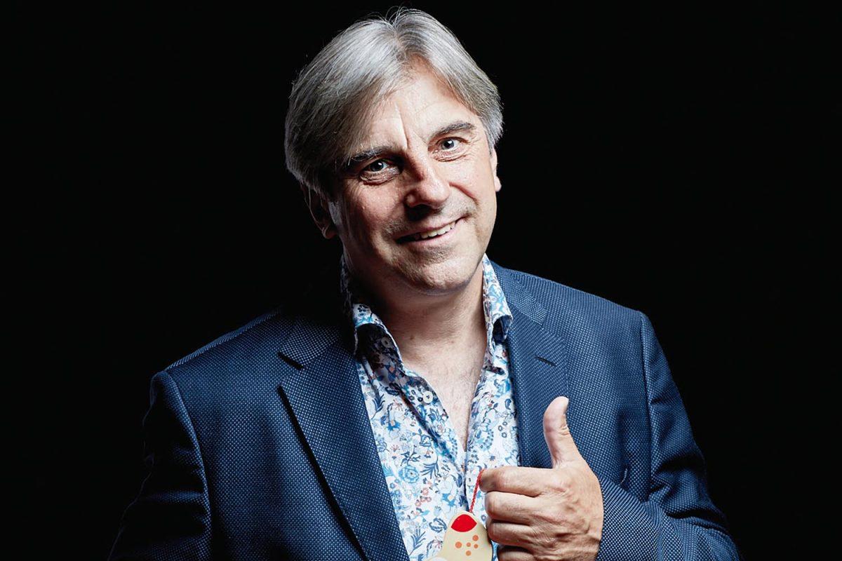 Peter Handstein, CEO of Hape International