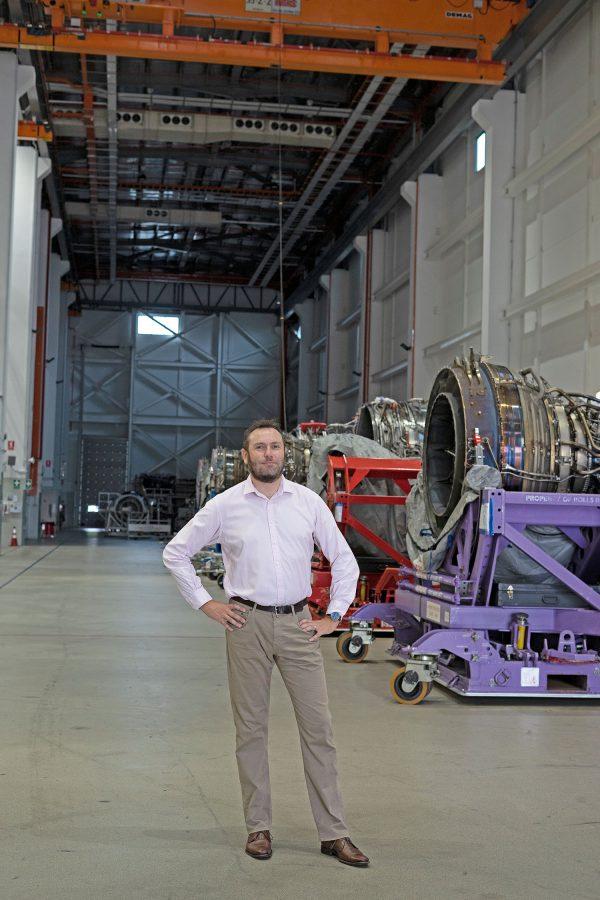 Simon Middlebrough, CEO of Singapore Aero Engine Services (SAESL)_3