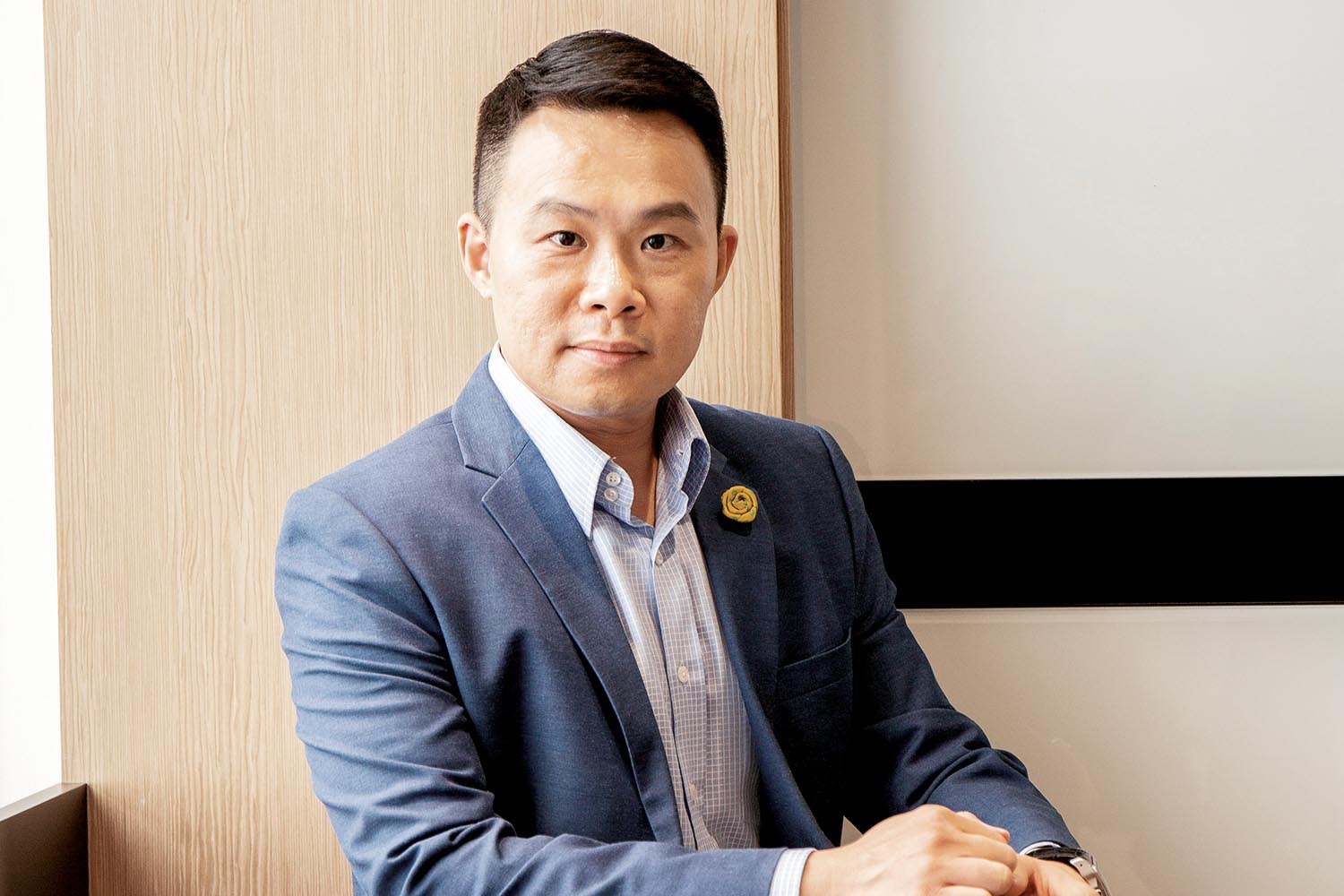 Wilhelm Cheng, Managing Director of Prosperity Group
