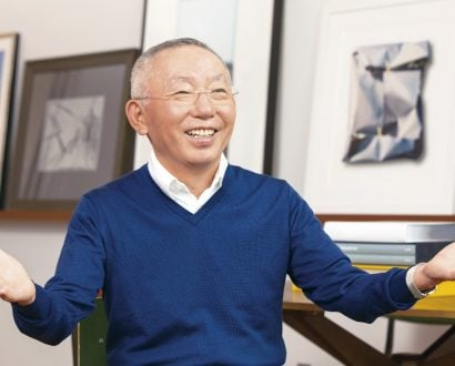 Uniqlo Founder and CEO Tadashi Yanai
