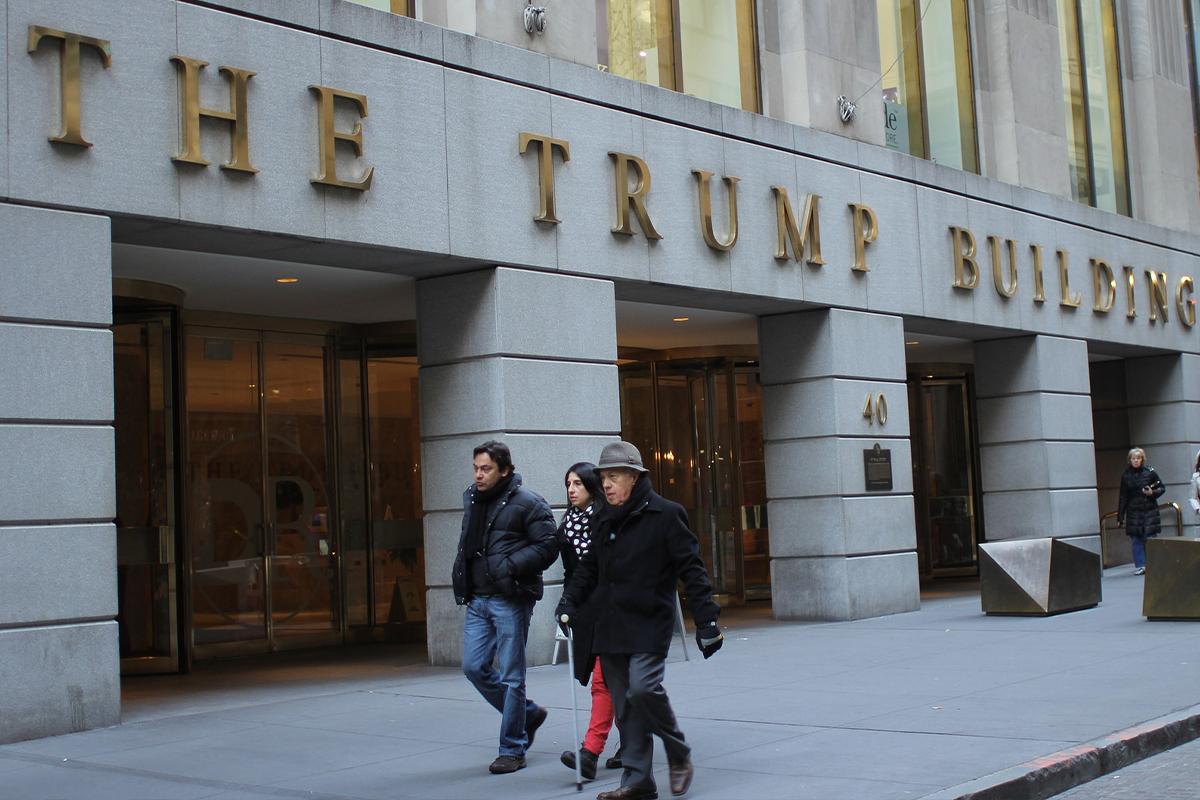 Trump's tax