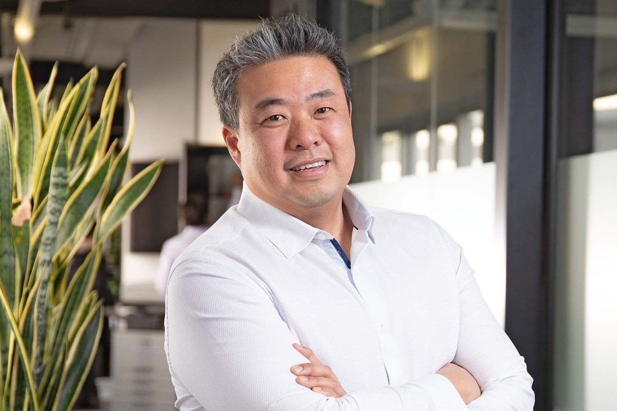 Timothy Wong, CEO of Evolve Education Group New Zealand