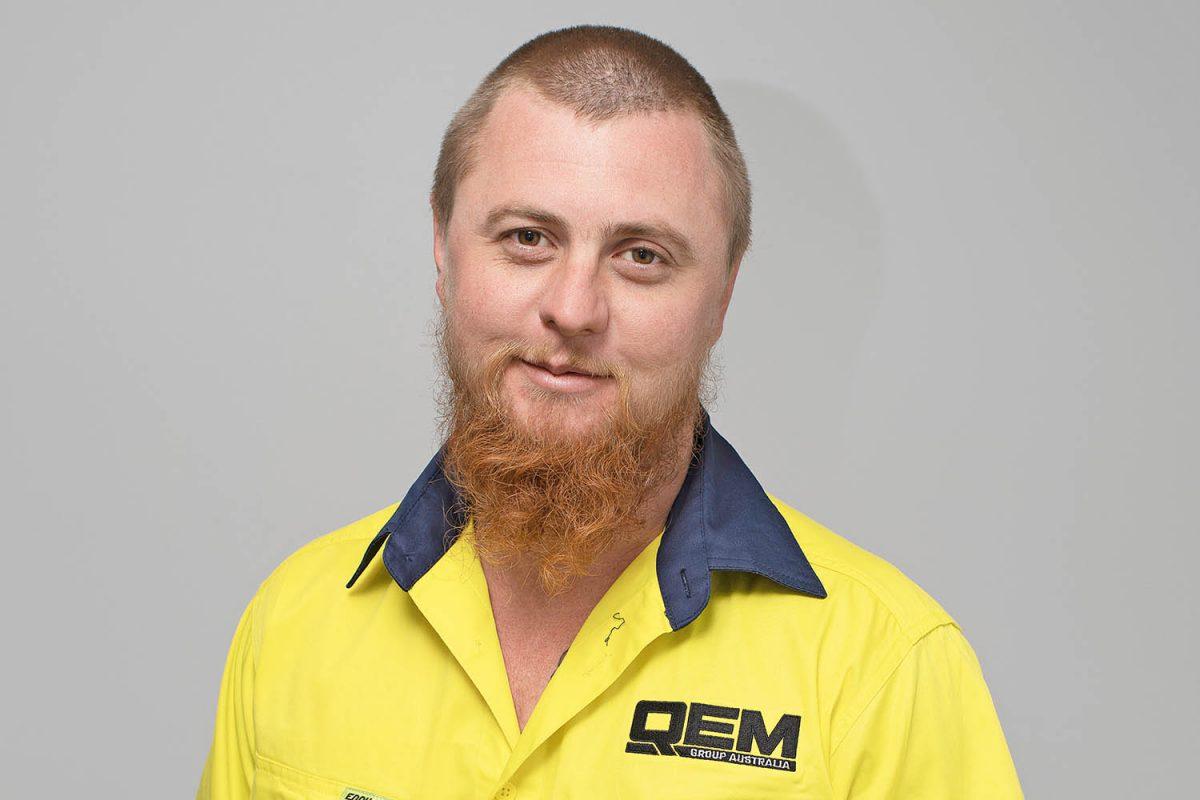 Todd Quadrio, Managing Director of Quadrio Earthmoving