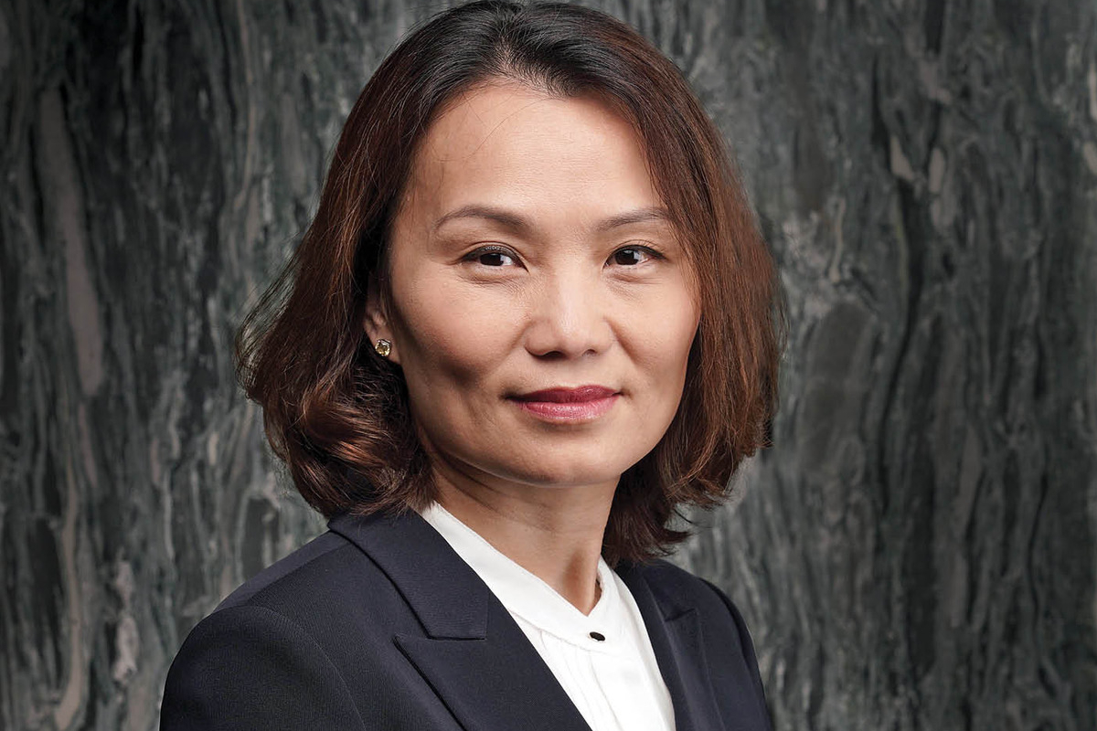 Yum China CEO Joey Wat