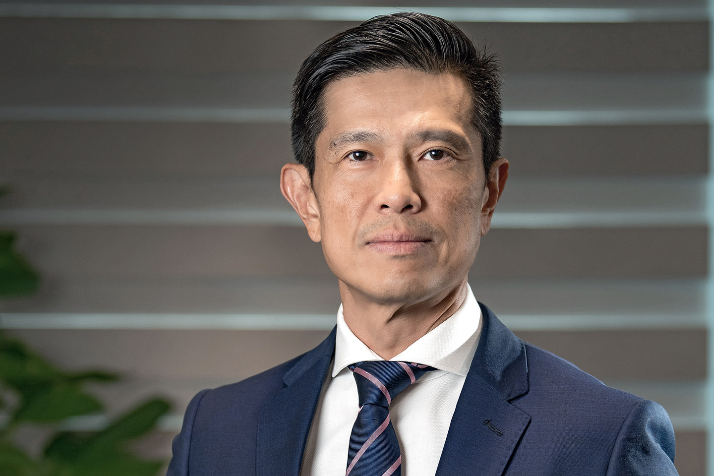 Bennett Neo, CEO of Saigon Beer Alcohol Beverage Corporation