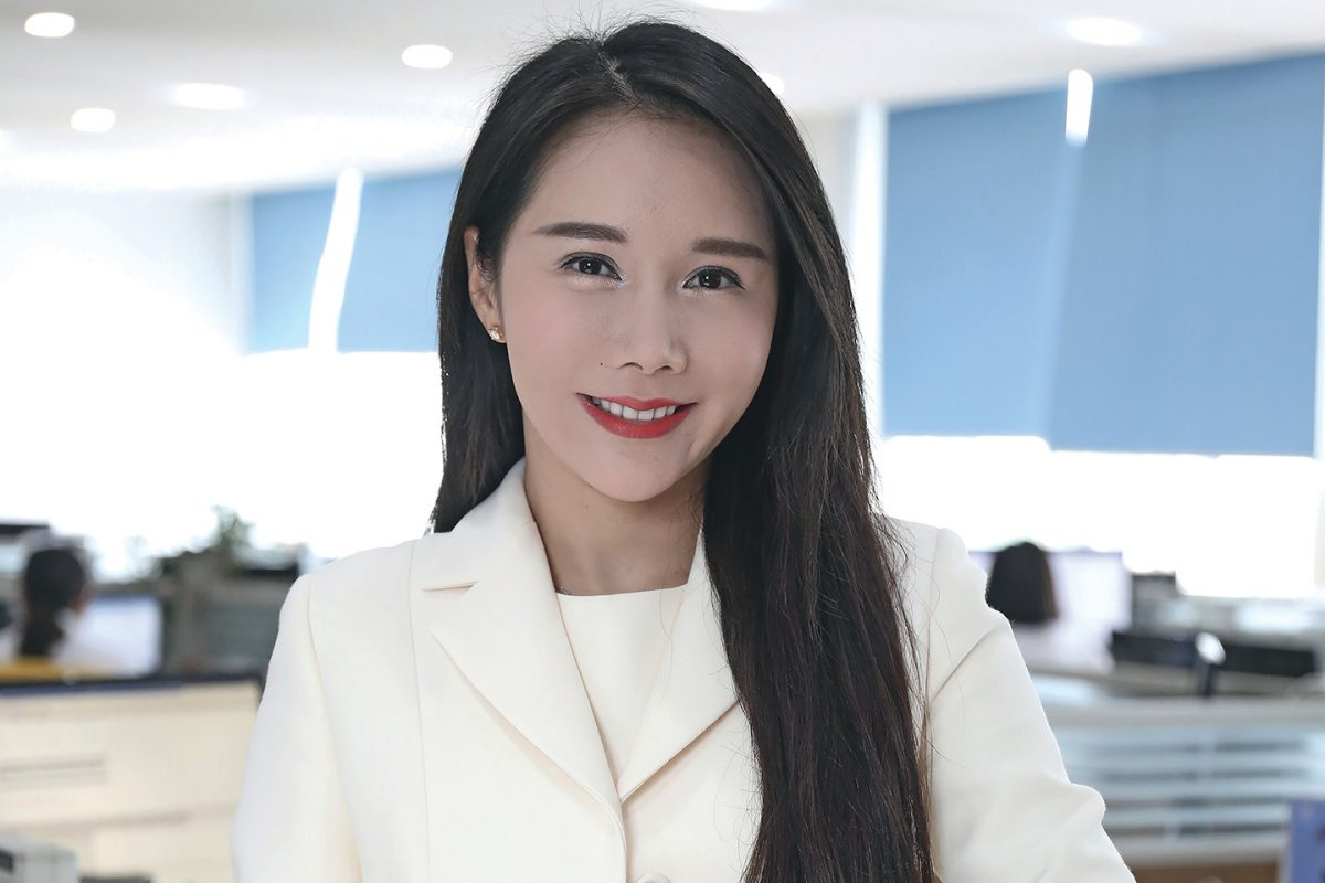 Coco Feng, CEO of Fengshi Metal Technology