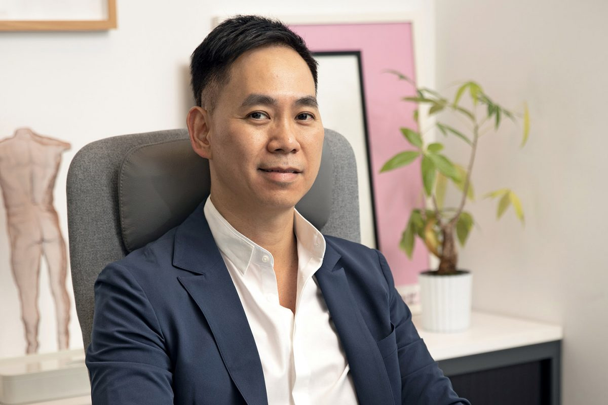 Gary Lai, Founder and Creative Director of Spatial Concept