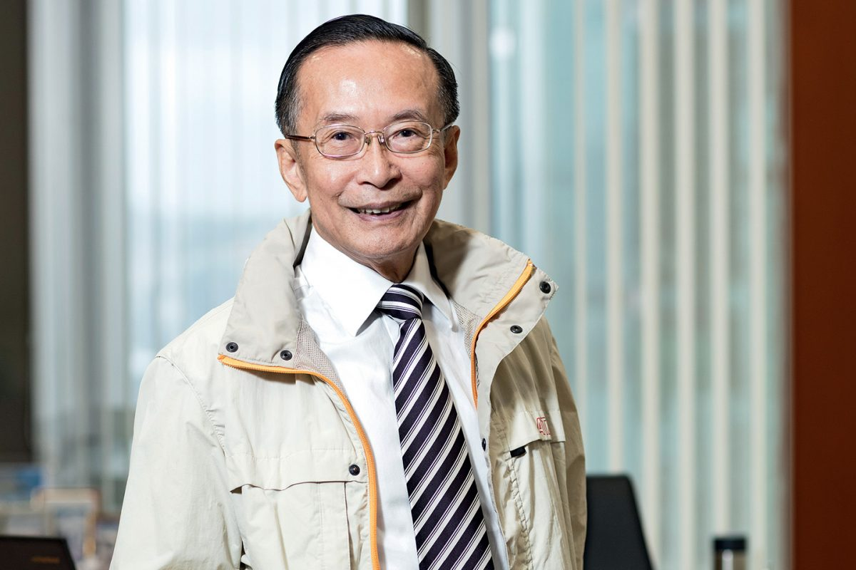 Otto Lok-To Poon, Executive Director and Chair of ATAL Engineering