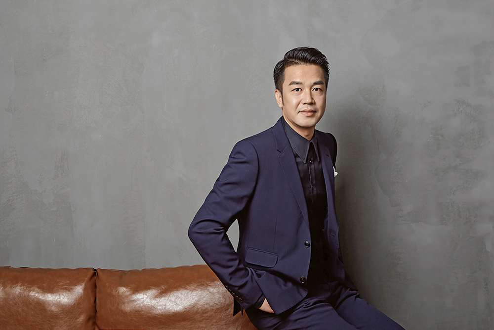 Ricky Wong, Founder & CEO of Ricky Wong Designers