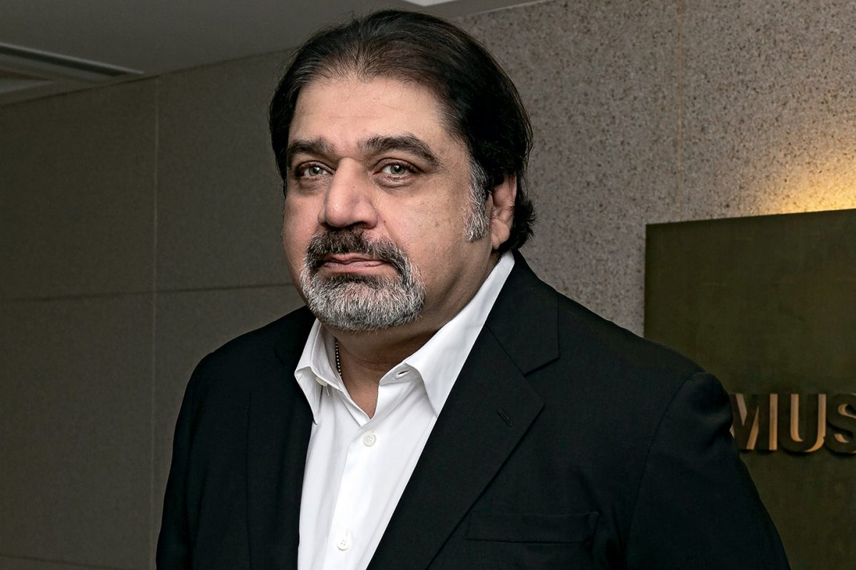 Sanjeev Mahtani, Owner and Chairman of Must Garment Corp
