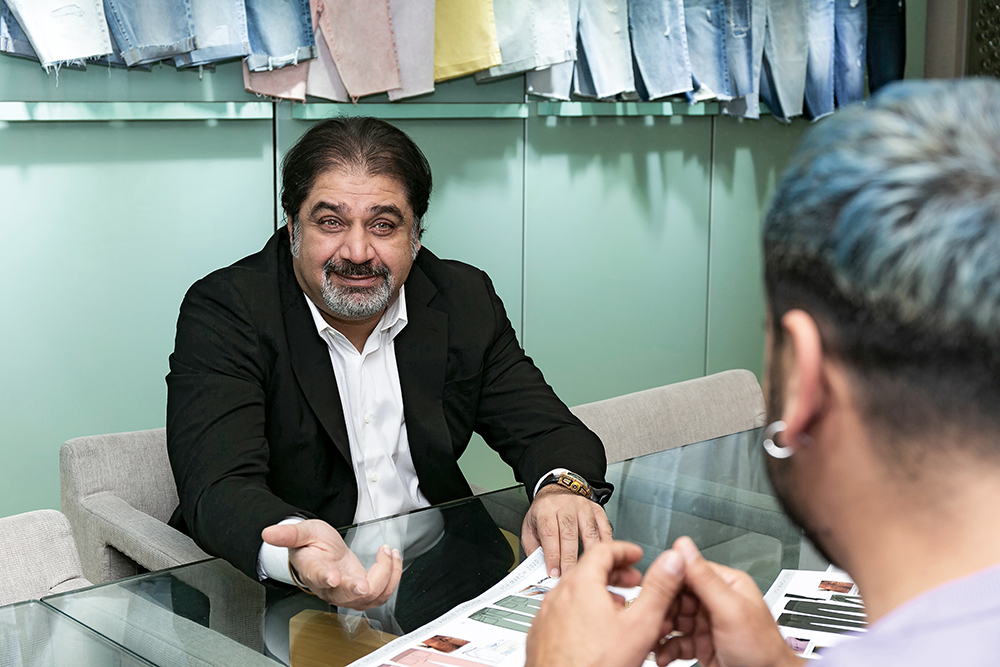 Sanjeev Mahtani, Owner and Chairman of Must Garment Corp_2